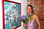 Otvorenje izložbe Karine Sladović